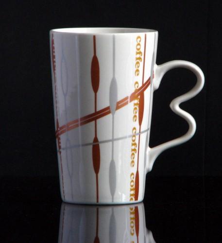 Kaffeebecher aus Keramik 0,33 Liter (3 Stück) (coffee)